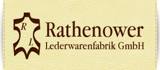 Logo Rathenower Lederwarenfabrik GmbH
